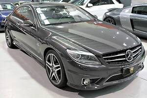 2008 Mercedes-Benz CL65 AMG V12 BI-TURBO Wetherill Park Fairfield Area Preview
