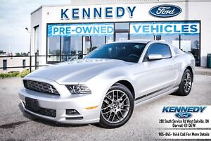 2014 Ford Mustang V6Premium Htd Seats Auto SYNC A/C Cruise
