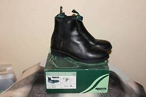 Dublin Black Riding Jodhpur Boots immaculate Elizabeth Vale Playford Area Preview