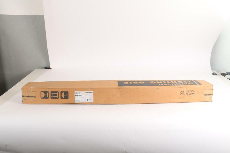 New Manfrotto D800KIT Avenger Grip Holder Set for SCRIM H4BAG 719821113164