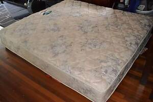 KING MATTRESS (SEALY POSTUREPEDIC) DELIVERY AVAILABLE Inala Brisbane South West Preview