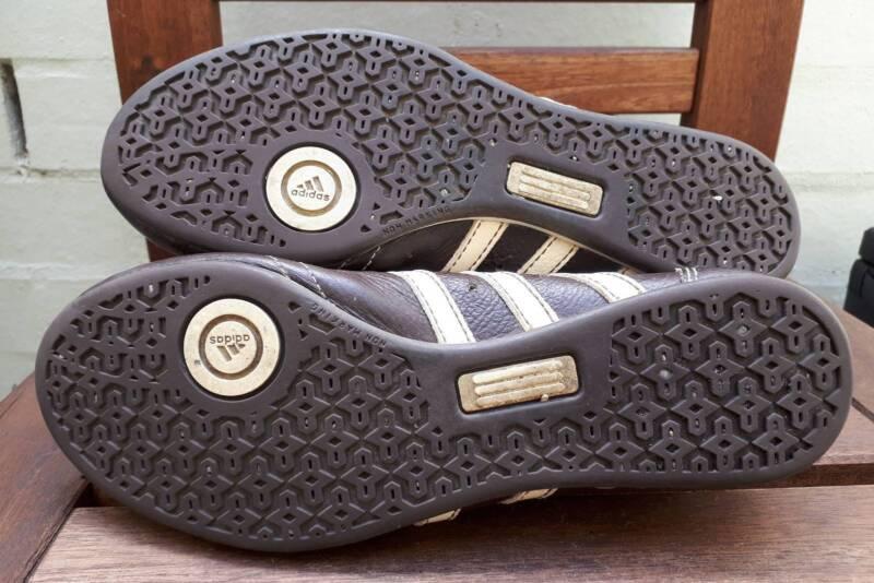 Adidas Prajna High Vintage boots