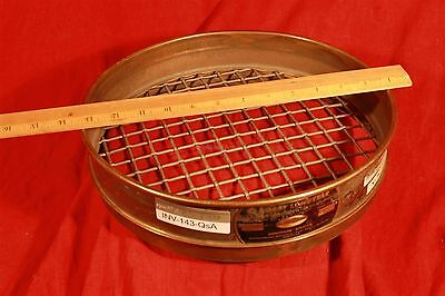 12 U. S. A. Standard Testing Sieve Seive 34 In 19 Mm.750 Opening