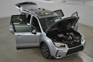 2017 Subaru Forester XT Limited 2.0T AWD GPS*Cuir*Toit Panoramiq