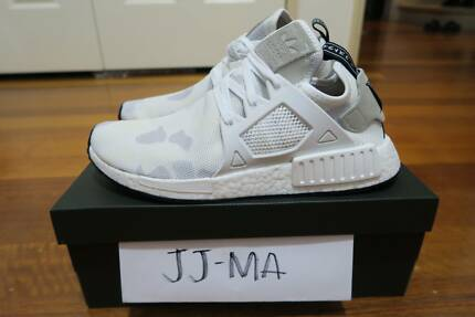 ADIDAS NMD XR1 DUCK CAMO WHITE US9.5 *DEAD STOCK* $150