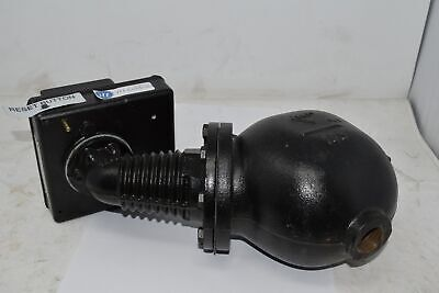 New Cleaver-brooks Cb-150s-bm Boiler Pump Lwco Manual Reset 115 Volts Water Cu