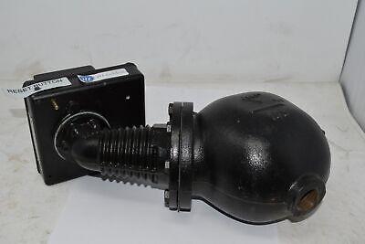 New Cleaver-brooks Cb-150s-bm Boiler Pump Lwco Manual Reset 115 Volts Water Cu
