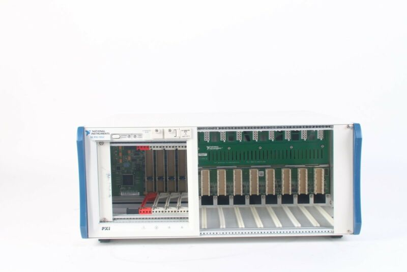 National Instruments NI PXI-1052 12-Slot Chassis