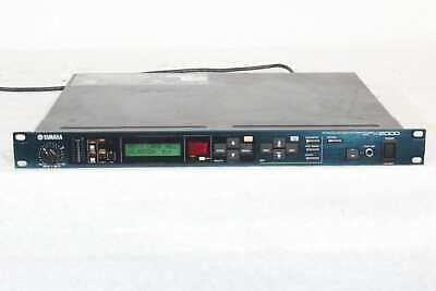 Yamaha SPX2000 24-Bit/96kHz Digital Multi-Effect Processor 24 Bit Multi Effects Processor