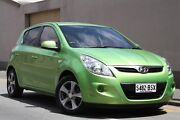 2011 HYUNDAI i20 ACTIVE HATCH ONLY 29,000km Goodwood Unley Area Preview