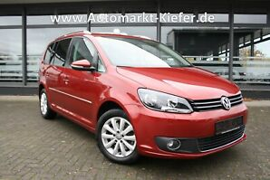 VW Touran 2.0 TDI Highline*Climatronic*1.Hand*