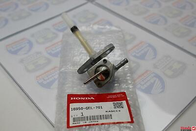HONDA OEM GAS TANK FUEL COCK PETCOCK SHUT OFF VALVE 16950-GEL-701