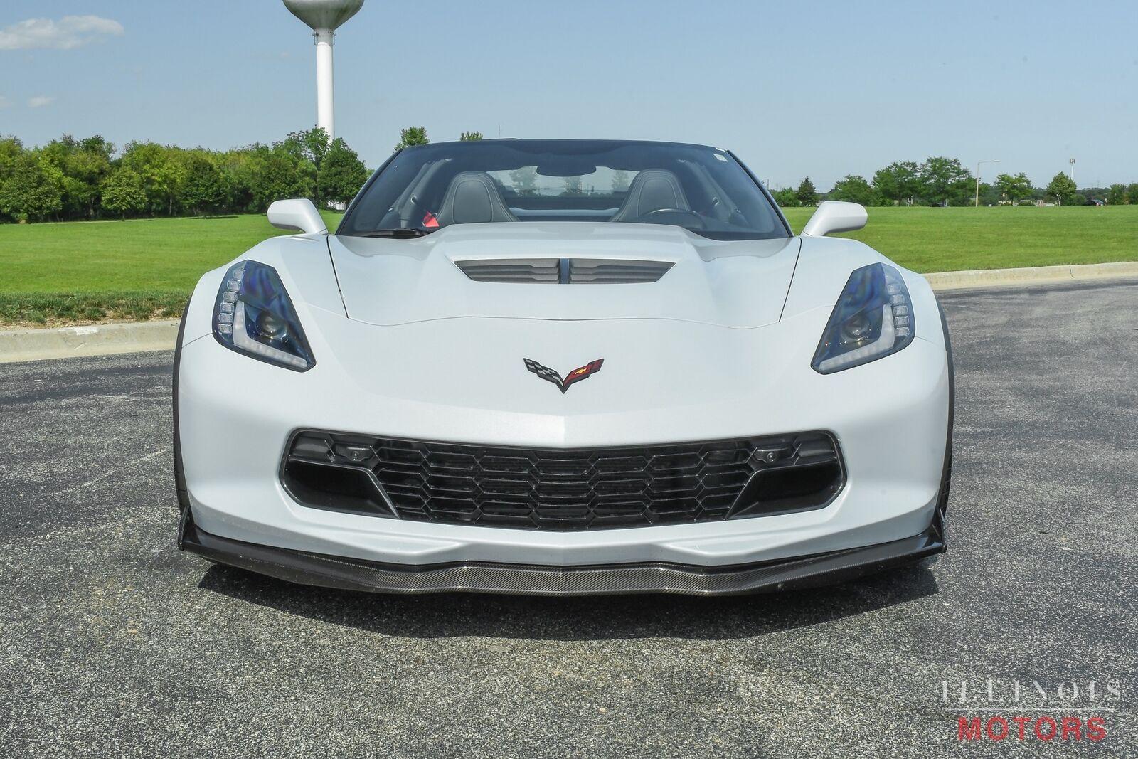 2019 Gray Chevrolet Corvette Z06  | C7 Corvette Photo 9
