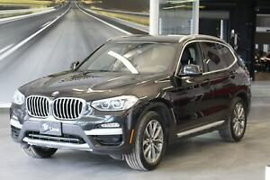 2019 BMW X3 xDrive30i CAMERA DE RECUL, TOIT PANORAMIQUE