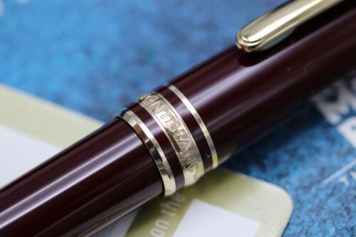 Montblanc Meisterstuck 165 Classique Bordeaux Mechanical Pencil 2