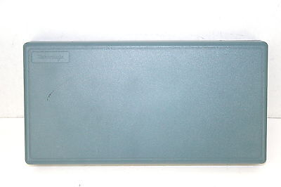 Original Tektronix Protective Cover For Oscilloscope 13.75 X 7.00