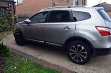 2012 Nissan Dualis 7seat +2TI-L (New tyres) - Excellent Condition Box Hill South Whitehorse Area Preview