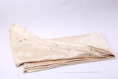 Welding Blanket 4 X 6 Fire Flame Retardant Fiberglass Safety Shield Grommets
