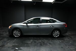 2014 Nissan Sentra SL LEATHER! BACK UP CAM! HEATED SEATS!