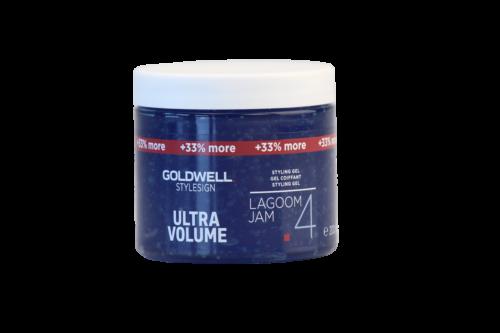 (EUR 5,98 / 100 ml) 1x Goldwell Style Sign - XXL Lagoom Jam - Haargel 200 ml