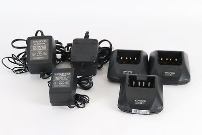 Single Bank Rapid Portable Battery Charger for Kenwood TK-2107 TK-3100 TK-3101