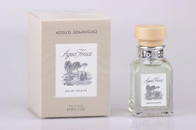 Adolfo Dominguez - Agua Fresca - 60ml EDT Eau de Toilette NEU/OVP