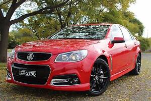 Holden Commodore VF SSV Redline Munno Para West Playford Area Preview