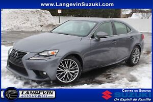 2015 Lexus IS 250 LUXURY/AWD/TOIT OUVRANT