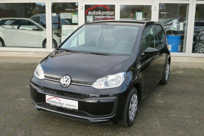 Volkswagen UP! MOVE KLIMA MAPS+MORE NAVI TELVOR 1.HAND