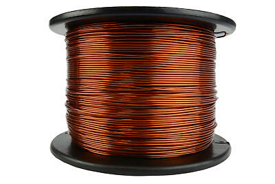 Temco Magnet Wire 16 Awg Gauge Enameled Copper 7.5lb 937ft 200c Coil Winding