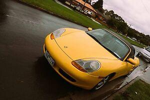 1999 Porsche Boxster Coupe Oakleigh South Monash Area Preview