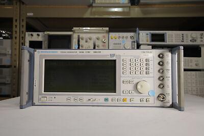 Rohde Schwarz - Smiq02e Signal Generator 2.2 Ghz W Options Sm-b1 B10 And B11
