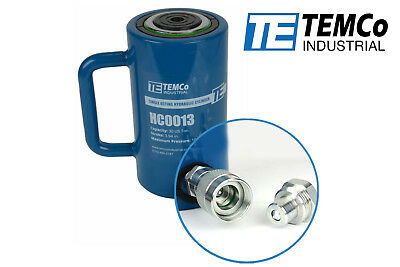 Temco Hc0013 - Hydraulic Cylinder Ram Single Acting 30 Ton 4 Inch Stroke