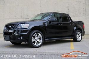 2010 Ford Explorer Sport Trac ADRENALIN \ ONE OWNER \ SPOTLESS C