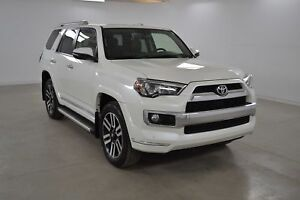 2017 Toyota 4Runner Limited 4x4 GPS*Cuir*Toit Ouvrant 7 Passager