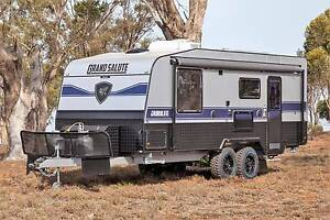 2016 Grand Salute Jubilee - 21' New Caravan, Off Road caravan Somerton Hume Area Preview