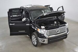 2016 Toyota Tundra Limited 4x4 5.7L Double Cab GPS*Cuir* +++Opti
