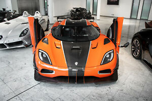 Koenigsegg Agera RS Final One of 1