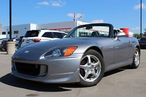 """2001 Honda S2000 """"For a visceral driving experience, the S200..."""