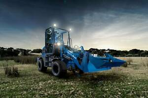 Bluestar 908 Loader Best Value, Warranty, ROPS, 800Kg Lift Forrestdale Armadale Area Preview