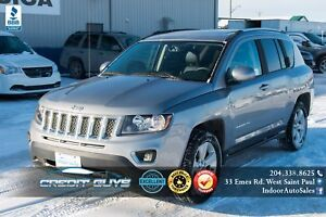 2016 Jeep Compass Sport/North HIGH ALTITUDE 2.4L 4CYL 4WD