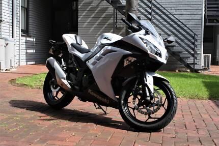 Kawasaki Ninja 300 (EX300ADF) MY13