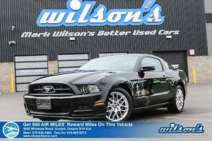 2014 Ford Mustang V6 | LEATHER | HEATED SEATS | BLUETOOTH | CRUI
