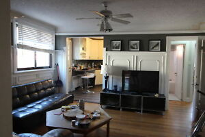 FULLY FURNISHED 4 BEDROOM - DOWNTOWN/UOTTAWA - MAY 1ST
