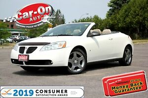 2007 Pontiac G6 GT HARDTOP LEATHER HTD SEATS ALLOYS