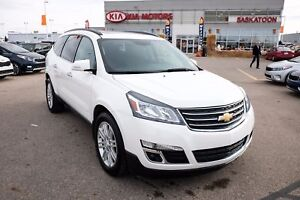 2015 Chevrolet Traverse 1LT HTD SEATS- V6 - HITCH - ONE TAX