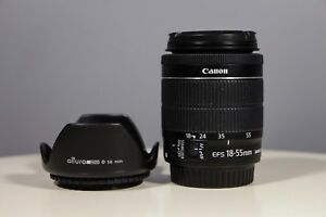 Objectic Canon 18-55mm