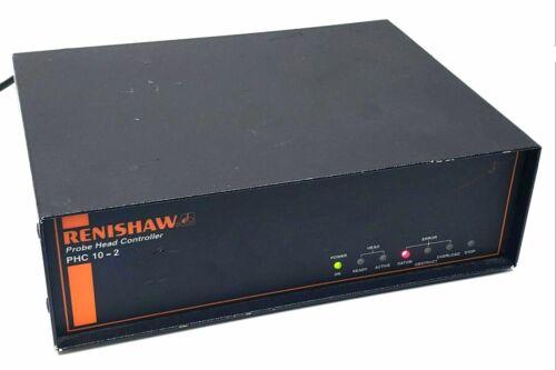 RENISHAW PHC 10-2  PROBE HEAD CONTROLLER V.9 Metrology Tested