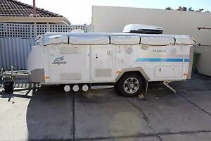 Jayco hawk camper trailer 2014 Kardinya Melville Area Preview