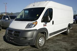 2017 Ram ProMaster 3500 High Roof